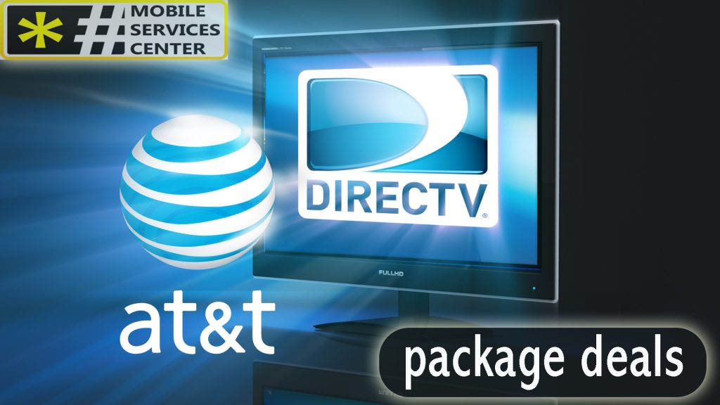 At&t Directv package deals