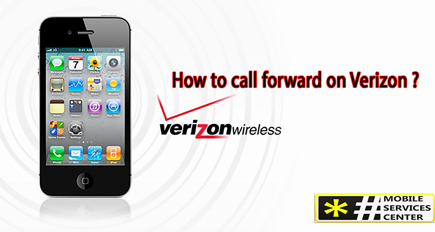 How to call forward on Verizon