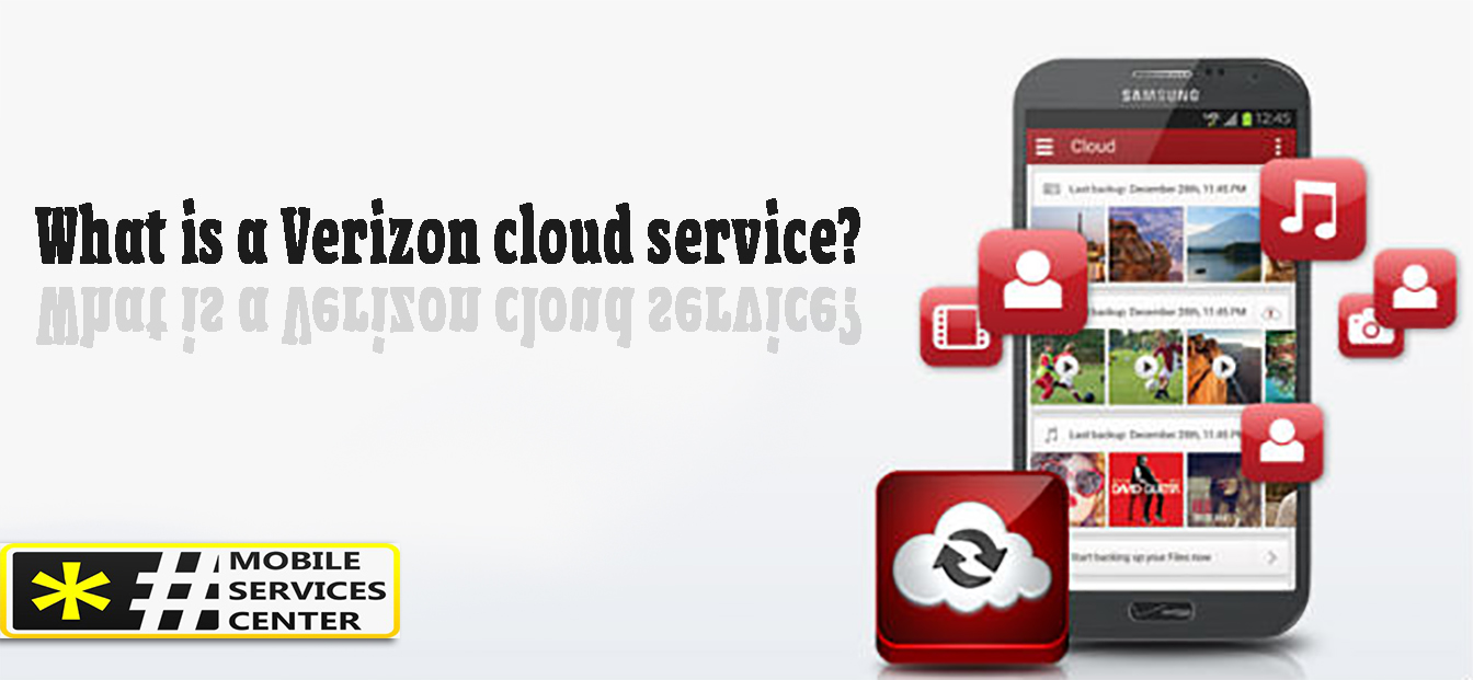 What is a Verizon cloud service
