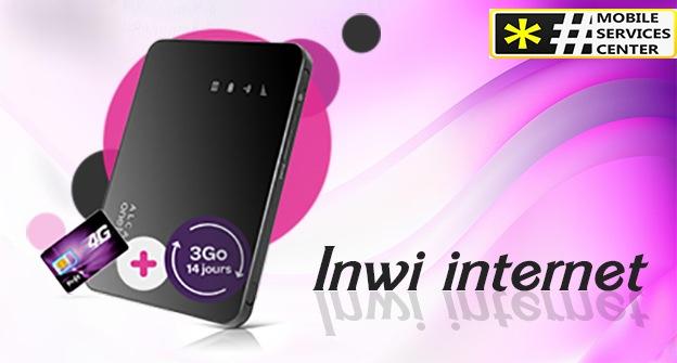 Inwi internet